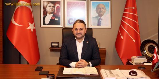 CHP'den Tahir Büyükakın'a Sert Çıkış