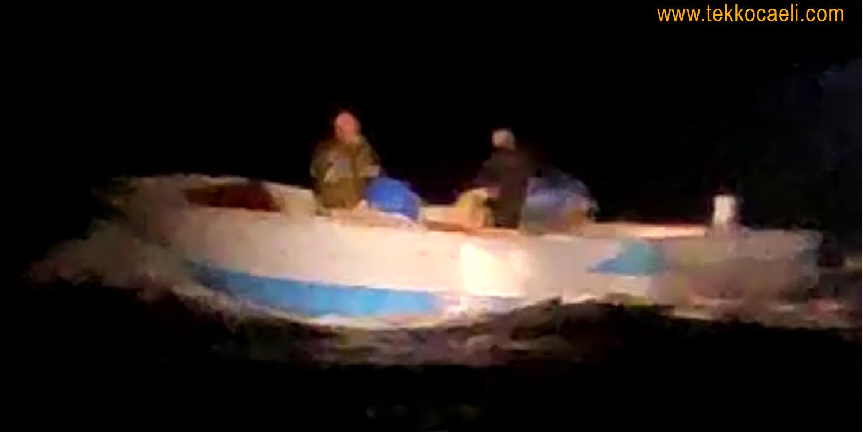 Kaçak Midye Avcılığı Yapan 3 Kişi Yakalandı