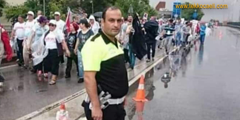 Trafik Polisi Korona'ya Yenik Düştü