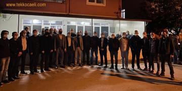 Başiskele'de MHP'ye 24 Yeni Üye