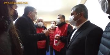 CHP'den Gözaltına Alınan İşçilere Destek