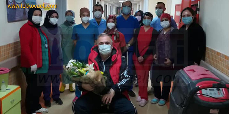 Doç. Dr. Orhan Fındık Korona'yı Yendi