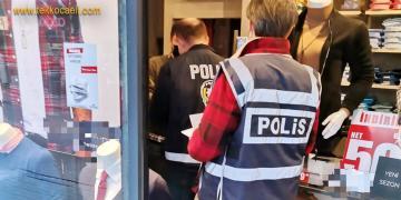 Kocaeli Polisi Teyakkuzda; Binlerce Kişi Sorgulandı