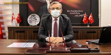 İl Sağlık Müdürü Pehlevan Korona'ya Yakalandı