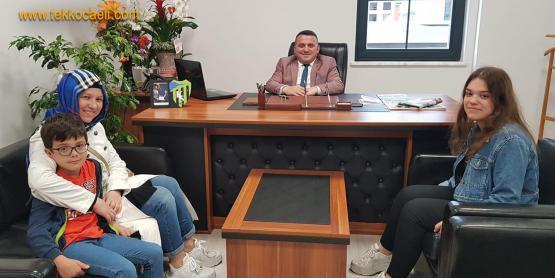 Kartepe Belediyesi'nde Selami Tarakçı Korona'ya Yakalandı