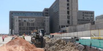 Kocaeli Şehir Hastanesi İnşaatında ŞOK!
