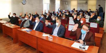 Kandıra Belediyesi'nde Yılın İlk Meclisi Yapıldı
