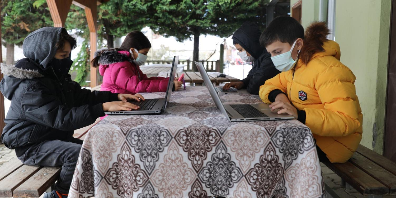 İzmit Belediyesi İle 15 Köy İnternete Kavuştu