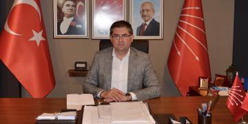 CHP İl Başkanı Yıldızlı'dan İlyas Şeker'e Sert Çıkış