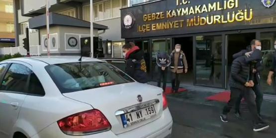 Ziynet Eşyası Çalan Hırsızlar Tutuklandı