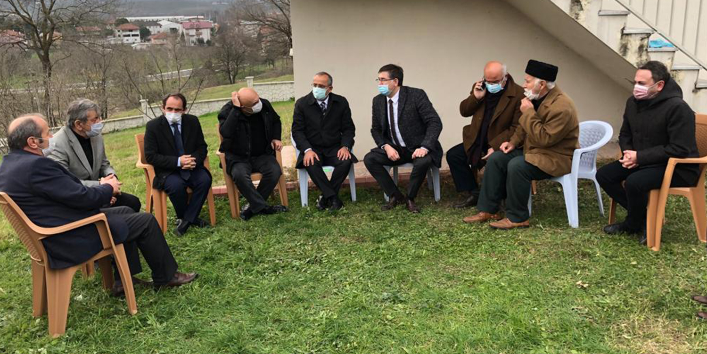 CHP'li Kenan Akman Son Yolculuğuna Uğurlandı