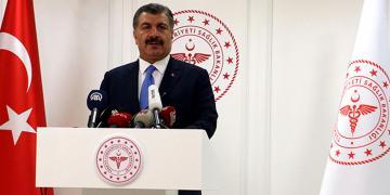 Sağlık Bakanı Koca'dan 'Aşı' Açıklaması