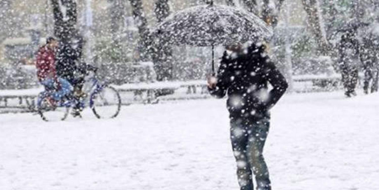 Marmara'ya Kar Müjdesi; Bu Tarihe Dikkat!