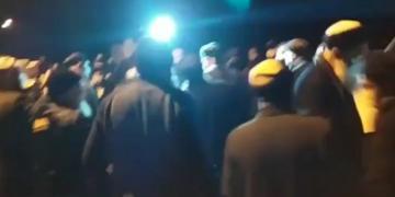 Yakup Haşimi'nin Cenazesi Nakledildi; Olaylar Çıktı