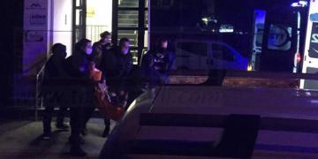 İş Yerine Pompalı Tüfekle Saldırı; Yaralı Var