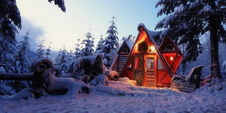 Sosyal Medyada Kocaeli'den Kar Paylaşımları