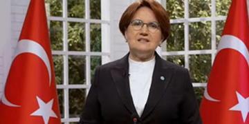 Meral Akşener Türkiye'ye Seslendi