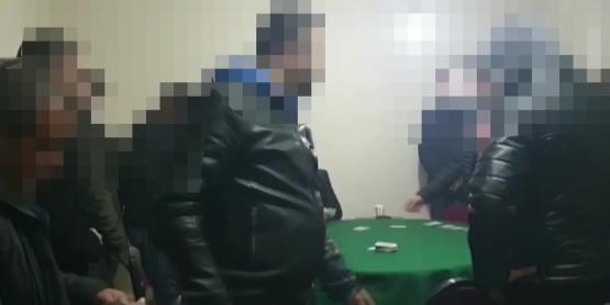 Kumar Oynayan 9 Kişi Suçüstü Yakalandı