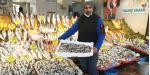 Balıkhan'da Balık Fiyatları Arttı
