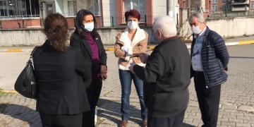 CHP'li Kadınlar Katledilen Sevda Kösecik İçin Ayaklandı