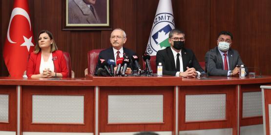 Kılıçdaroğlu'ndan Hürriyet'e; 'Büyükşehir Belediye Başkanım'