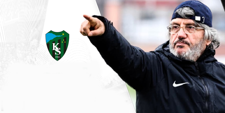 Mustafa Reşit Akçay Kocaelispor'da