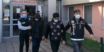 Uyuşturucu Yutan 3 Kişi Tutuklandı