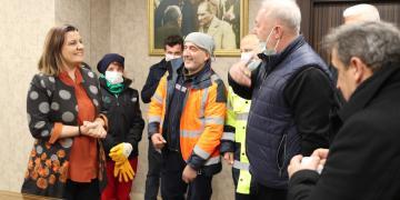 İzmit Belediyesi'nde İşçilerin Yüzü Gülecek