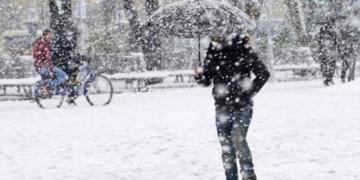 Uyardılar; Kar Yağışı Fena Geliyor