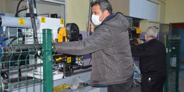 Kocaeli'de Fabrika Gibi Okul