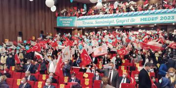 Ak Parti Kocaeli İl Kadın Kolları Kongresi Yapıldı