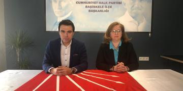 CHP'den Yasin Özlü'ye ŞOK! 'Bu Gemi Yürümüyor'