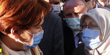 Vatandaş Meral Akşener'e Dert Yandı