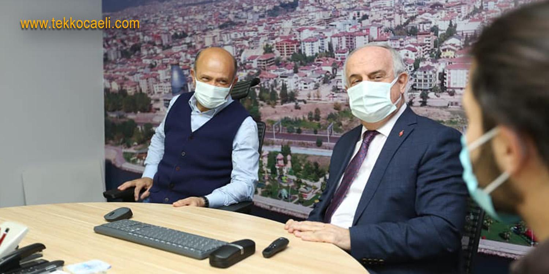 AKP'nin Sessiz Adamı IŞIK, Derince'de Göründü