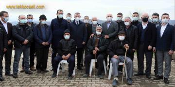 Kocaeli'nin Başkanı İzmit'in Köylerine Çıkarma Yaptı