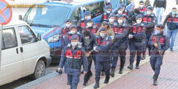 DEAŞ Silahlı Terör Örgütü Üyesi 5 Kişi Yakalandı