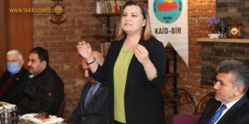 Fatma Başkan'dan Derneklere İki Müjde Birden