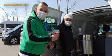 Kocaelispor Taraftarlarından İzmit Belediyesi'ne Övgü