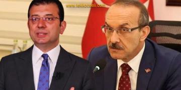 Vali Seddar Yavuz'a Hakaret İddiasında Hapis Talebi