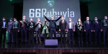 Siyaset Kocaelispor'da Birleşti