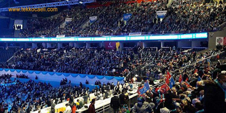 Ak Parti Kongresi'ndeki Görüntüye İYİ Parti'den Tepki