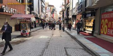 İstiklal Caddesi Esnafı Talep Etti; Sorun Çözüldü