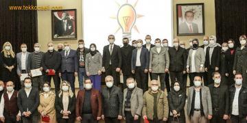 Ak Parti İzmit'te Flaş Atamalar