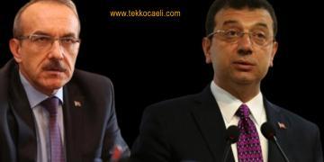 Vali Seddar Yavuz ve Ekrem İmamoğlu'ndan Flaş Paylaşım