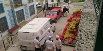 Patates Soğanları Tarikat Vakfı Dağıtmış! CHP'den Tepki…
