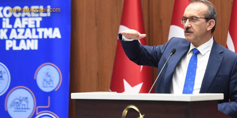 Kocaeli Valisi Seddar Yavuz'la İlgili Flaş Paylaşım