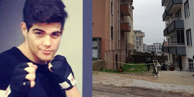 Çatıdan Düşen 23 Yaşındaki Genç Kurtarılamadı