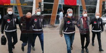 Rahmiye'de Cinayet; 5 Kişi Tutuklandı