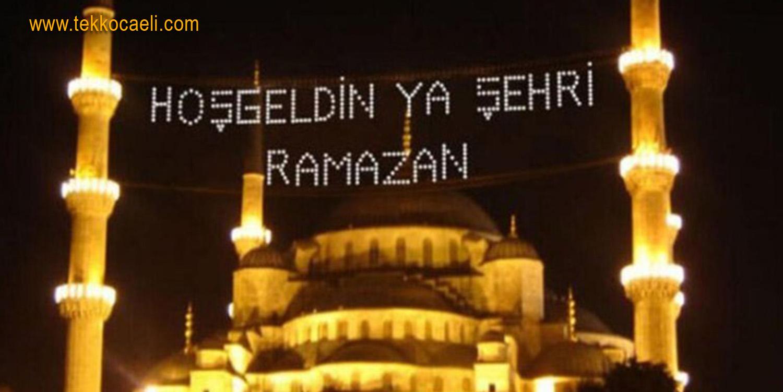 Ramazan Yasakları Belli Oldu; Tek Tek Açıkladı