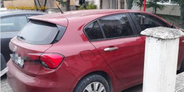Rent a Car'dan Çalınan Araç Bulundu
